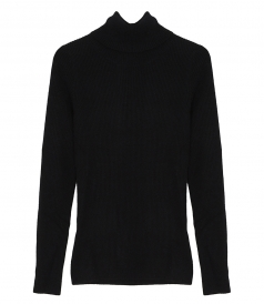 JACOB LEE - CASHMERE RIB TURTLNECK
