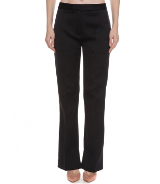 STRUCTURED TWILL PANT