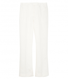CLOTHES - STRUCTURED TWILL PANT