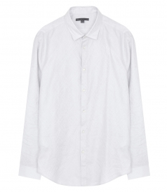 JOHN VARVATOS - SLIM FIT POCKET SHIRT