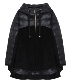 CLOTHES - ZIP-FRONT PADDED JACKET