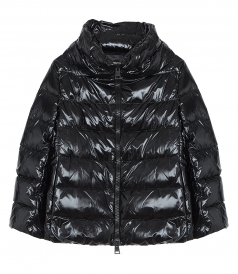 CLOTHES - CROPPED PUFFER JACKET