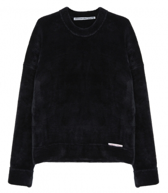 ALEXANDER WANG - CHYNATOWN RIBBED JUMPER