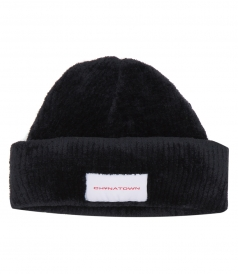 ACCESSORIES - CHYNATOWN KNITTED BEANIE HAT