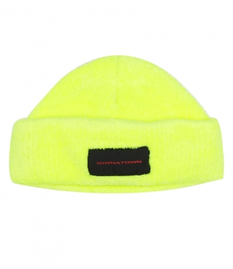 ALEXANDER WANG - CHYNATOWN KNITTED BEANIE HAT