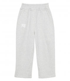 ACTIVEWEAR - DENSE FLEECE OVERSIZED PANTS