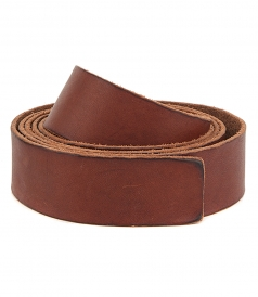FORTE FORTE - LACE LEATHER BELT