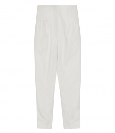 ALBERTA FERRETTI - TROUSERS IN NAPPA