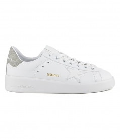 SHOES - WHITE PURE STAR SNEAKERS