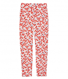 CLOTHES - PYJAMA TROUSER IN CHERRY PRINT