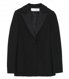 CLOTHES - TUXEDO JACKET IN BLACK
