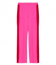 CLOTHES - HIGH-RISE TRACK KELLY PANTS