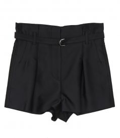 SHORTS - EXCLUSIVE SATIN ORIGAMI SHORTS