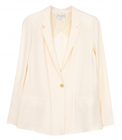 CLOTHES - ENVERS SATIN JACKET
