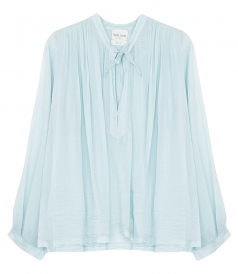 CLOTHES - VOILE BOHEMIAN SHIRT