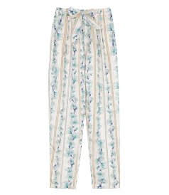 CLOTHES - JACQUARD PANTS