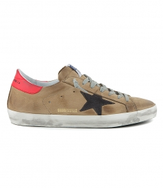SHOES - INCENSE NABUCK SUPERSTAR SNEAKERS