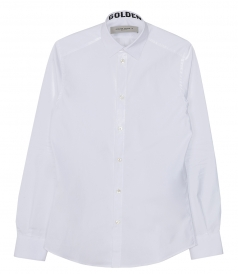 GOLDEN GOOSE  - OLIVER SHIRT