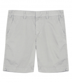 CLOTHES - LIGHT TWILL BERMUDA SHORT