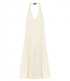 CLOTHES - LAUSANNE DRESS IN CREAM