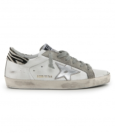 SHOES - PONY ZIGER SUPERSTAR SNEAKERS