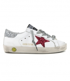 GOLDEN GOOSE  - SUPERSTAR SNEAKERS