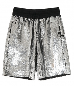 GOLDEN GOOSE  - ALYSSA SHORTS