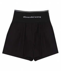 SHORTS - LOGO ELASTIC SAFARI SHORT