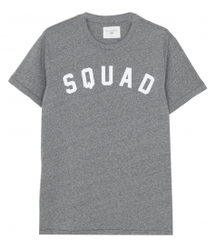 CLOTHES - SQUAD CREW TEE