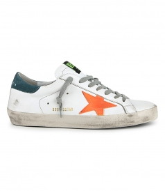 SHOES - APRICOT STAR SUPERSTAR SNEAKERS
