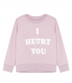 CLOTHES - HEART YOU PULLOVER (KIDS)