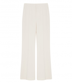 CLOTHES - VICTORIA TROUSERS IN ECRU