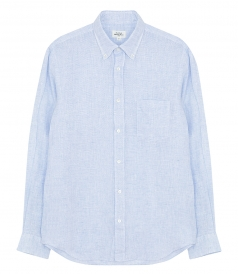 CLOTHES - PAL LINEN STRIPES SHIRT