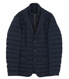 CLOTHES - PADDED SINGLE BREASTED JACKET