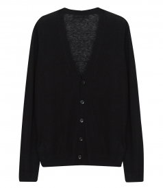 JOHN VARVATOS STAR - REFINED CARDIGAN
