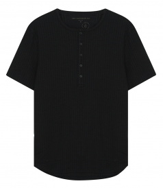 JOHN VARVATOS STAR - IRVING LONG PLACKET HENLEY