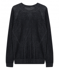 JOHN VARVATOS - REGULAR FIT CREW NECK