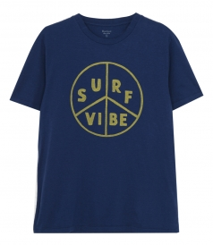 CLOTHES - 'SURF VIBE' TEE-SHIRT