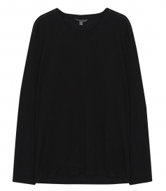 JOHN VARVATOS - LONG SLEEVE CREWNECK TEE