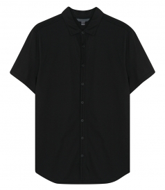 JUST IN - SHORT SLEEVE BUTTON SHIRT