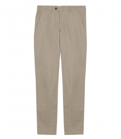 CLOTHES - LIGHT GABARDINE TOBBY PANTS