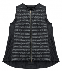 CLOTHES - A-LINE QUILTED VEST