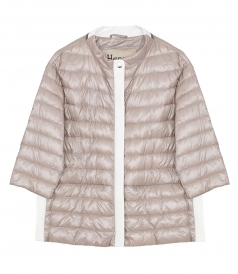 CLOTHES - ROSE GOLD JACKET