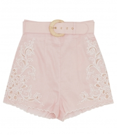 SHORTS - FREJA EMBROIDERED SHORT