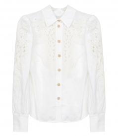 SHIRTS - PEGGY EMBROIDERED SHIRT