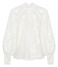 SHIRTS - SUPER EIGHT EMBROIDERED SHIRT