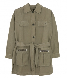 JUST IN - MILITARY JACKET