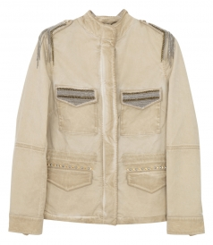 CLOTHES - MILITARY JACKET