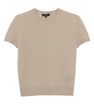 THEORY - BASIC SWEATER TEE