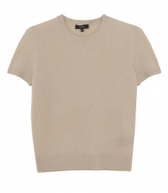 JUST IN - BASIC SWEATER TEE